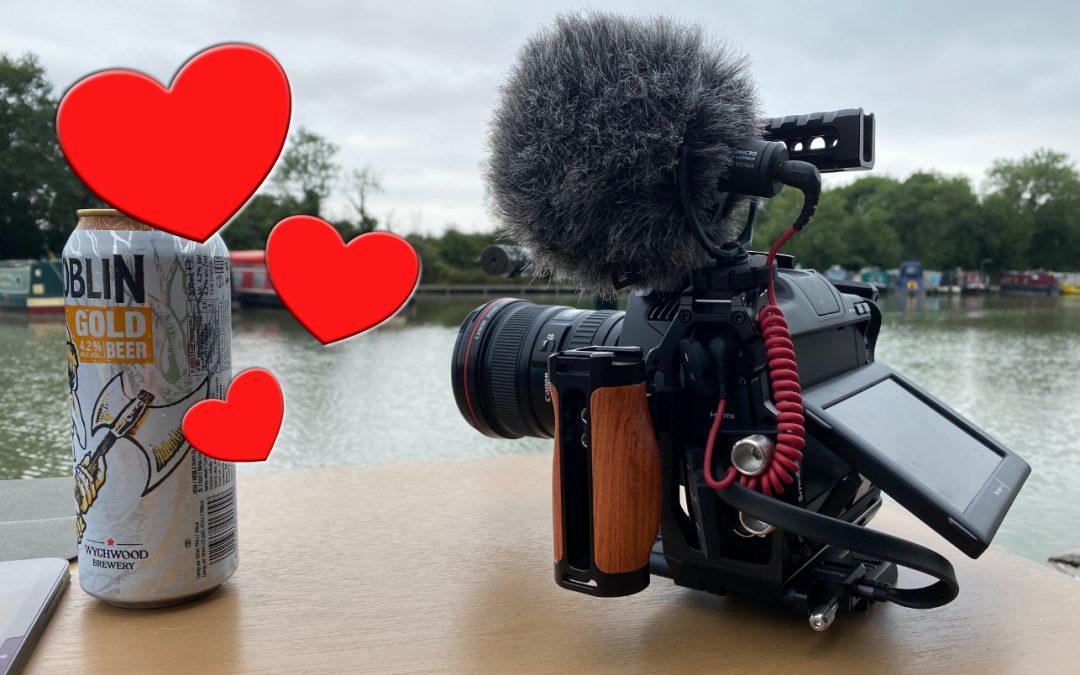 My Secret Love Affair – BMPCC 6K Pro